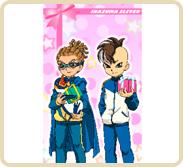 イナズマイレブンシリーズ<br /> <span>(描き下ろし柄ハーフサイズ)</span>